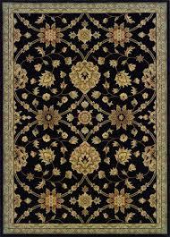 Rugs Black Oriental Weavers Nadira Rugs From Rugdepot
