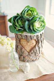 Log Centerpiece Ideas by 71 Best Log Ideas Images On Pinterest Diy Christmas Ideas And