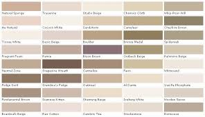 kwal paint color chart kwal paint colors 2017 grasscloth