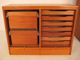 file cabinets excellent teak file cabinet 120 teak filing