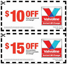 valvoline light bulb replacement coupon 20 best coupons cars valvoline instant oil change images on