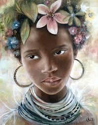 black girl earrings 55 amazing black hair pictures and paintings