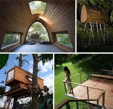 Tree House Backyard by Modern Tree Living Creative Treehouse Designs U0026 Plans