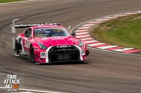 nissan gtr drag car nissan gt r racecar competes with random exhaust pipes to meet