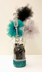 center piece that can be used for graduation party or new year u0027s