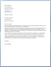 application letter unadvertised job resume writing tips example