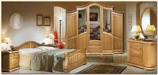 chambre à coucher en chêne massif chambre a coucher rustique en chene raliss com