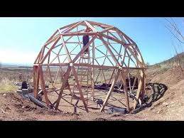 geodome house geodesic dome home was model idea for family in 1979 worldnews