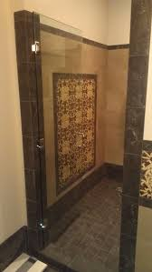 residential projects tile art design guest bathroom on first