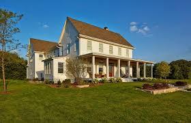 new farmhouse plans mediterranean house style information design plans exterior front