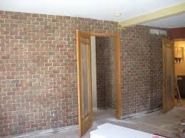 interior walls home depot faux brick wall home depot v sanctuary com