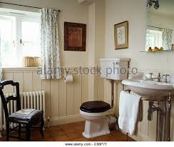 bathroom with tongue and groove stock photos u0026 bathroom with
