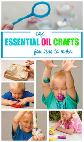 top essential oil crafts for kids to make sarah titus