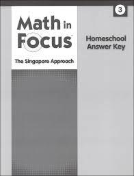 math in focus singapore math homeschool answer key grade 3