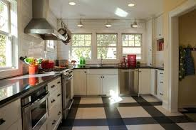 black and white tile kitchen floor fitbooster me