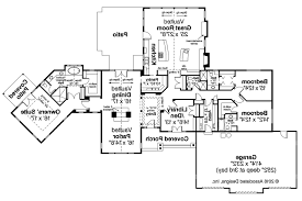 ranch house plans bellewood 30 292 associated designs