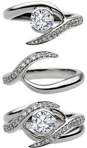 interlocking engagement ring wedding band wedding bands to match solitaire engagement ring engagement ring usa