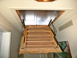 Access Stairs Design Fold Up Attic Ladder Remarkable Attic Access Stairs Options