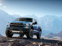Ford Raptor Blue - ford u0027s new f 150 raptor pickup gets some tough testing business