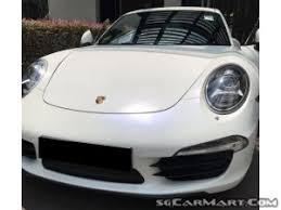 used porsche 911 singapore used porsche 911 car for sale in singapore sgcarmart