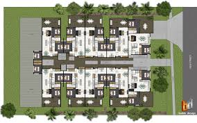 Multi Unit Floor Plans Image Gallery 2d Floor Plan Images Transport Overhead View