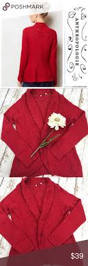 sale anthropologie knitted knotted sweater the shoulder