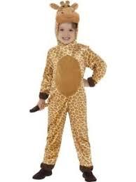 deluxe giraffe halloween costume safari zoo animal child boys