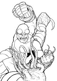 hellboy 20 superheroes u2013 printable coloring pages