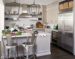 Overhead Kitchen Cabinets Gray Kitchen Cabinets With Marble Backsplash Transitional Kitchen