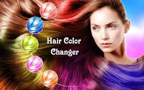 see yourself in different hair color hair color changer android apps on google play