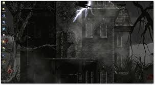 pictures of cartoon haunted houses haunted house 3d the evil lies within download