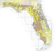 Map Of Southwest Fl Geologic Maps Of The 50 United States