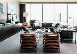 contemporary living room high rise modern furniture urban