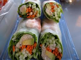 rice paper wrap it s a scorcher rice paper wraps water chestnut and rice paper