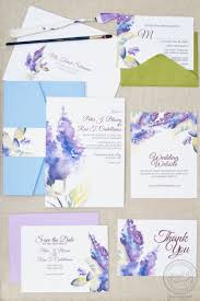 Wedding Invitation Insert Cards 48 Best Lilac Delphinium Watercolor Wedding Ideas Wedding