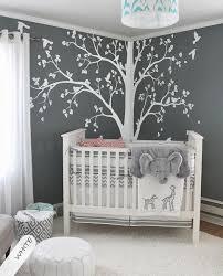 Simple Nursery Decor Baby Room Decorations Functional Nursery Decor Open Corner Simple