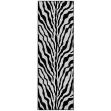 Black White Runner Rug Black And White Runner Rug Roselawnlutheran