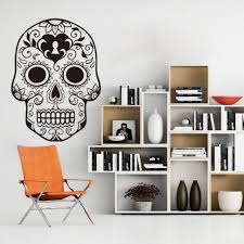 Day Of The Dead Home Decor Home Decor Amazing Skull Home Decor Skull Home Decor Sugar