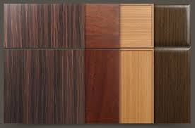 Veneer Slab Cabinet Doors WalzCraft - Slab kitchen cabinet doors