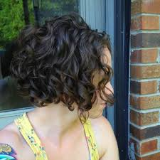 stacked bob haircut pictures curly hair short natural curly bob hairstyles for beautiful womens hair