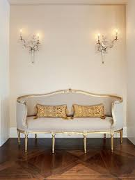 Antique French Settee Photo Page Hgtv
