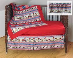 Tractor Crib Bedding Farmall Ih Nursery Set