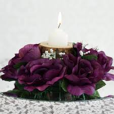flower candle rings best 25 candle rings ideas on silk flowers for