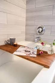 Wood Bathtub Caddy Diy Wooden Bath Caddy Lemon Thistle