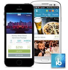 auction bid silent auction software mobile bidding app technology