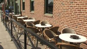 City Furniture Patio by City Cracking Down On Rules Regarding Businesses U0027 Outdoor Patio