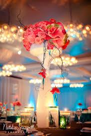 coral teal wedding hyatt rochester ny indian wedding