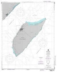 Cozumel Map Cozumel Nautical Chart