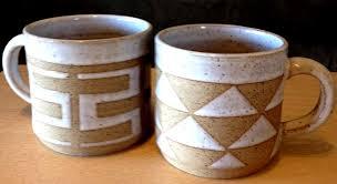 mugs design custom ceramic mugs design by bkb ceramics joshua tree design