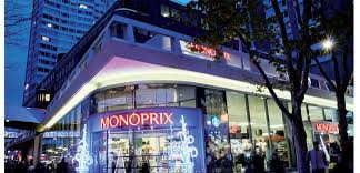 siege social monoprix monoprix monte encore en gamme challenges fr